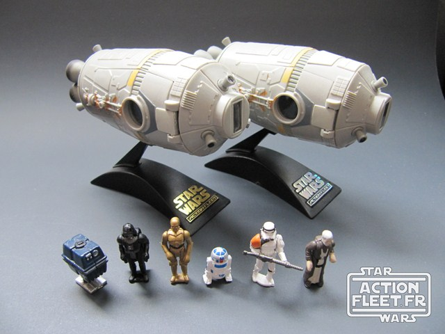 Battlepack Action Fleet Star Wars