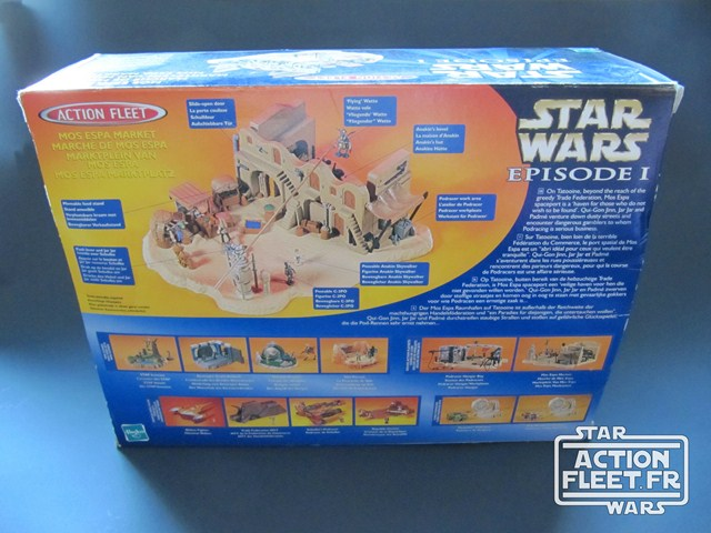 Playset Action Fleet Star Wars