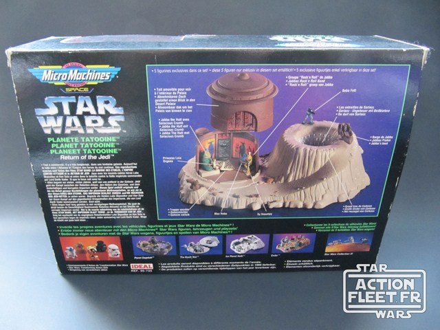 Playset Micro Machines Star Wars