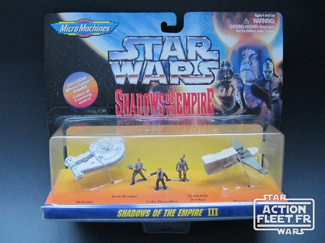 Sets Micro Machines Star Wars
