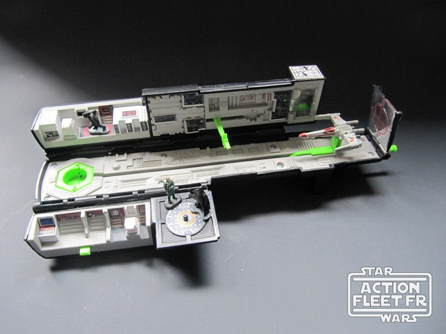 Transforming Micro Machines Star Wars